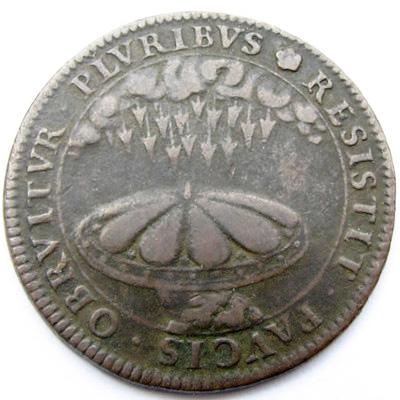 Инопланетяне на монетах