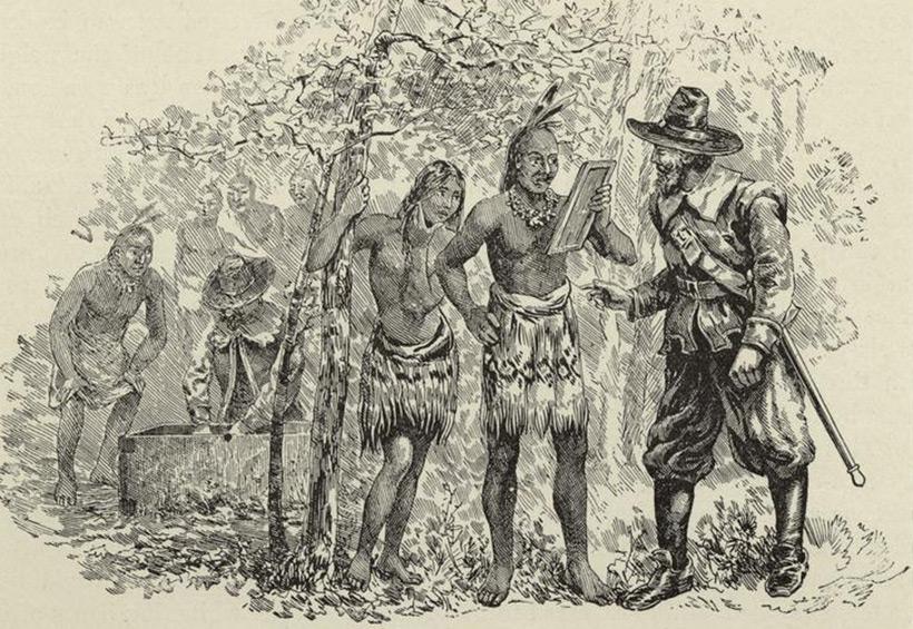 Англичане превратили добродушно настроенное местное население в своих врагов