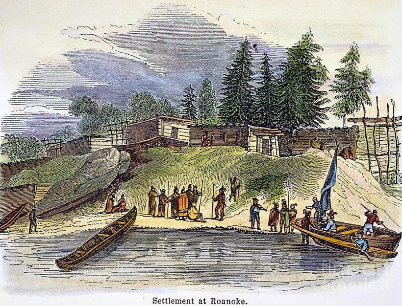 Поселение на Роанок