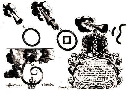 Упоминание «кругов на полях» до 1990 года