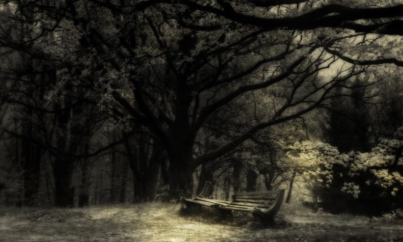 Таинственная темнота
