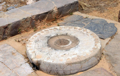 Загадка каменного диска из Малии