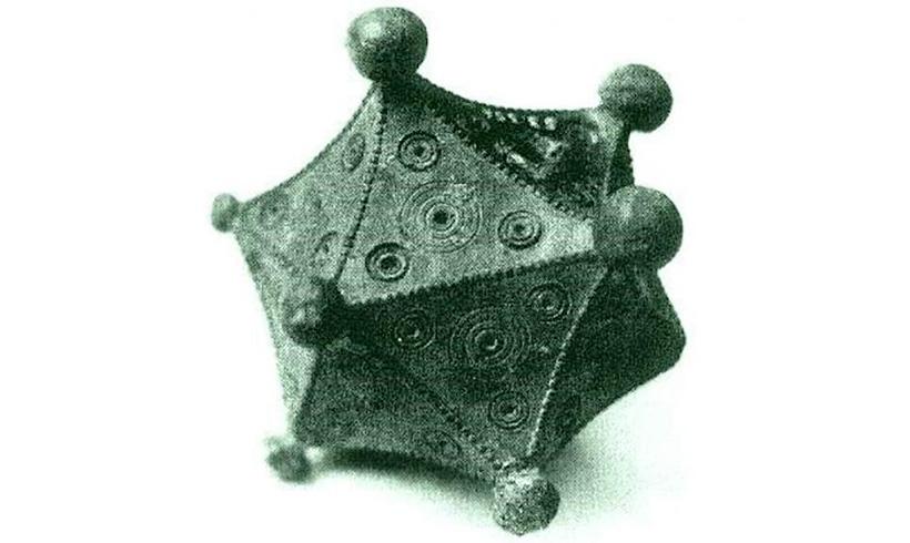 Римский икосаэдр