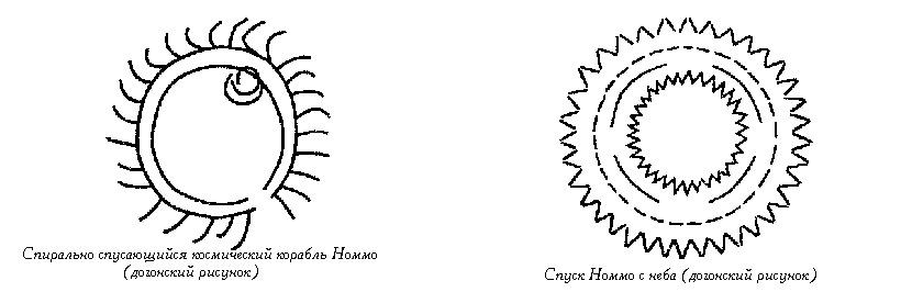 Рисунки догонов