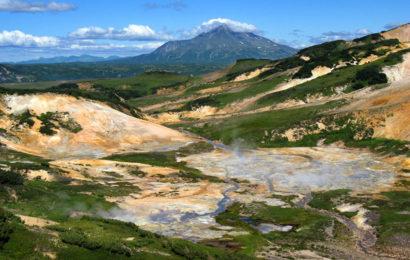 Камчатская Долина смерти