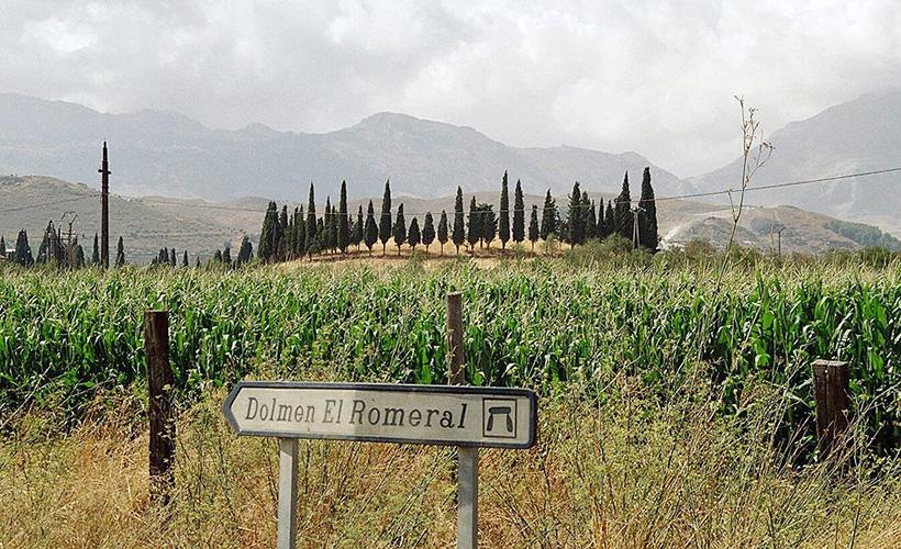 Дольмен Эль Ромераль