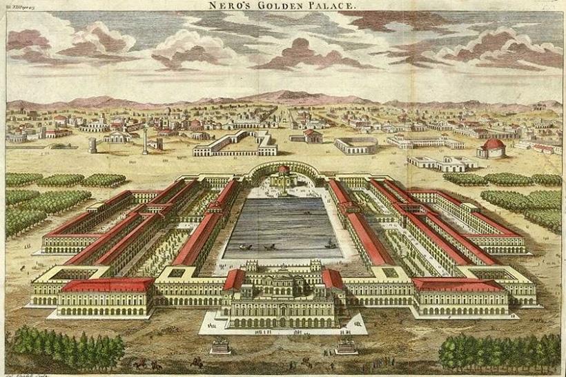 Золотой дворец Нерона