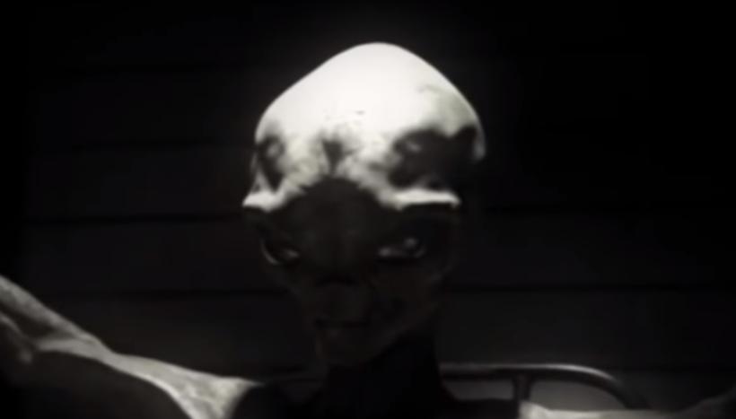 Видео допроса пришельца из будущего — часть 2