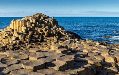Дорога Великанов в Северной Ирландии
