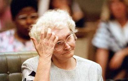Доротея Пуэнте — женщина, которой лучше не попадаться на глаза