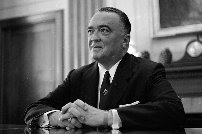 Эдгар Гувер (Edgar Hoover)