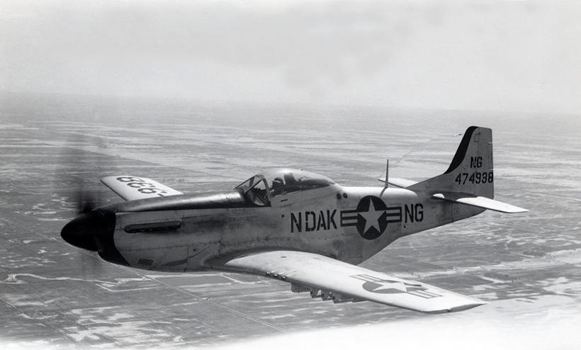 Истребитель F-51
