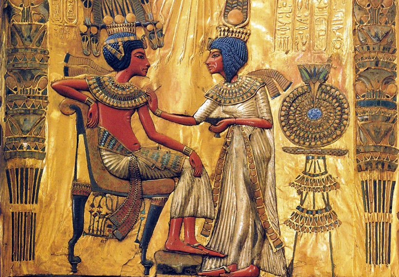 Кто ограбил фараона?