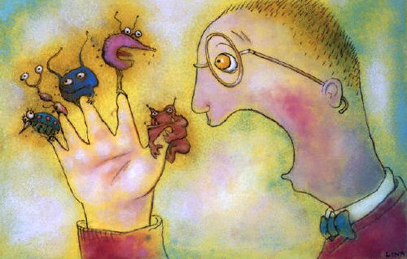Загадка зрительных галлюцинаций