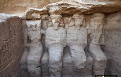 Гебель Эль-Силсила — древнеегипетский каменный карьер