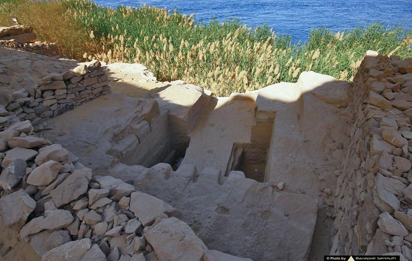 Гебель Эль-Силсила. Древнеегипетский каменный карьер