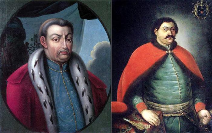 Павел Полуботок