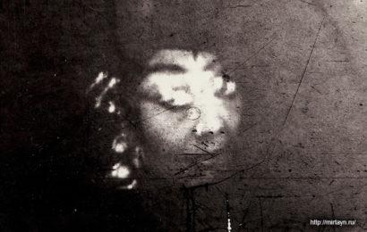 Лик женщины — привидение в квартире города Ташкента