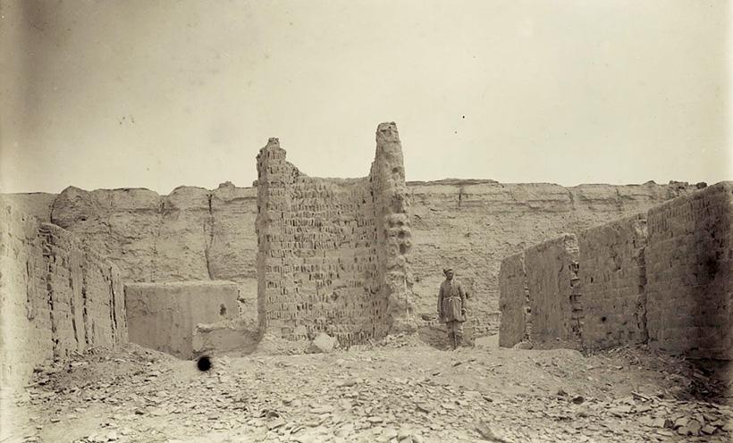 Руины Хара-Хото