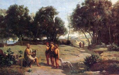 5 самых нелепых смертей античности