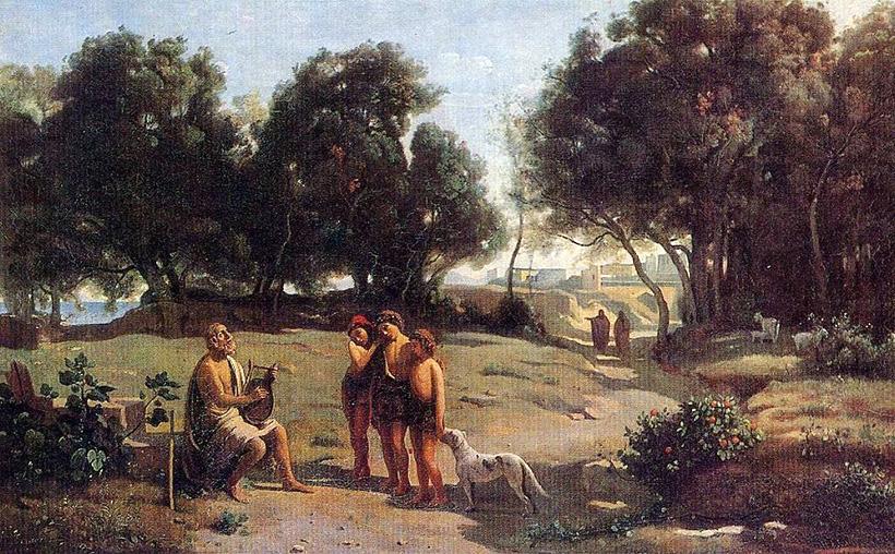 Нелепые смерти античности