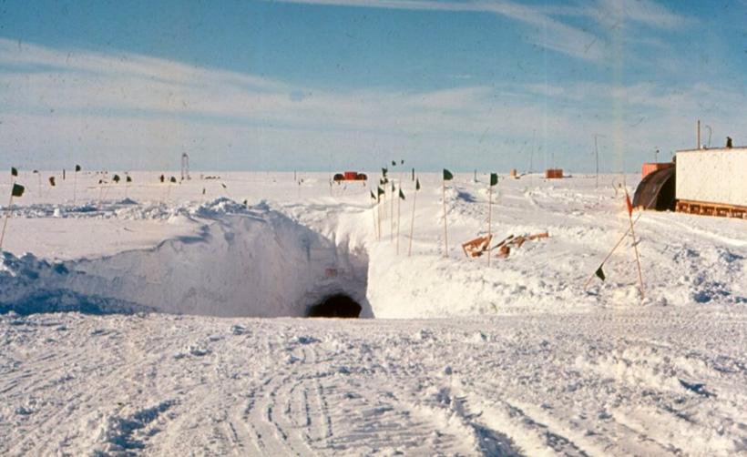 Загадки гренландских снегов
