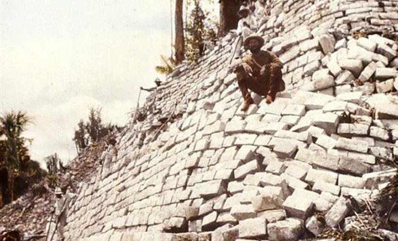 Руины Лубаантуна