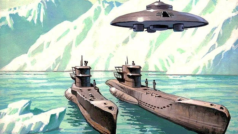 «Highjump» - тайная операция ВМС США в Антарктиде в 1947 году