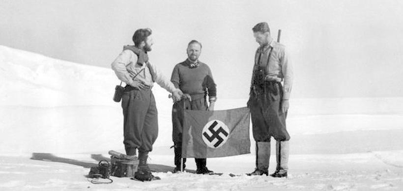 Нацисты в Антарктике