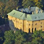Чешский замок Гоуска - врата в ад