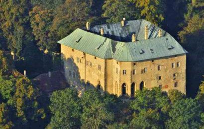 Чешский замок Гоуска — врата в ад