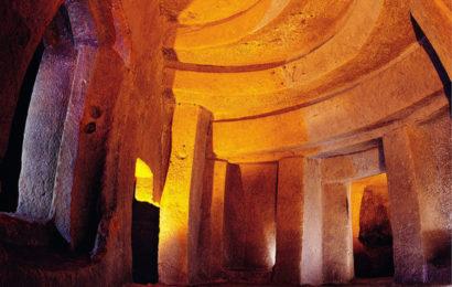 Древний человек использовал акустику для изменения состояний сознания