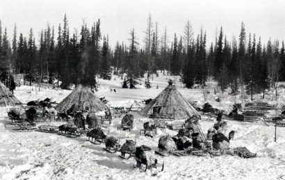 Загадка пропавшего поселения эскимосов на берегах озера Ангикуни