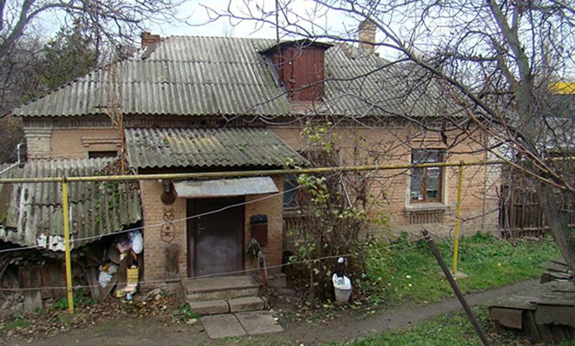 Дом Александра Ильина