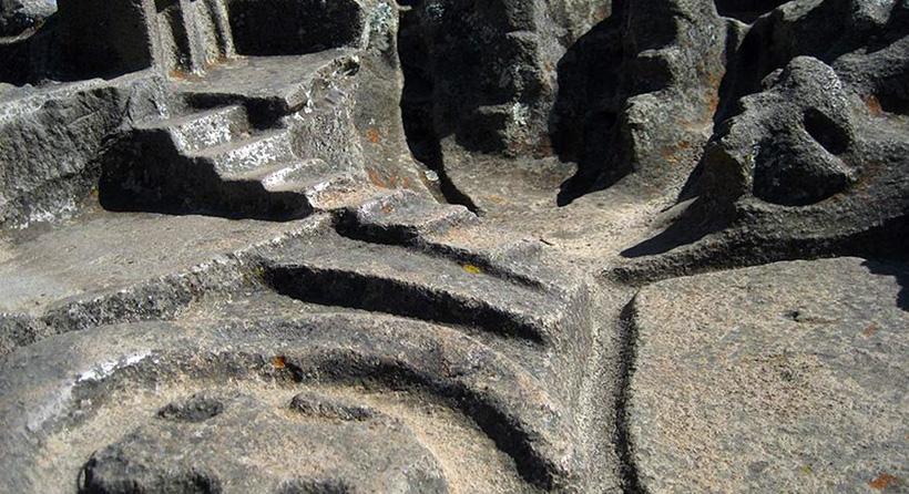 Камень Сайвит
