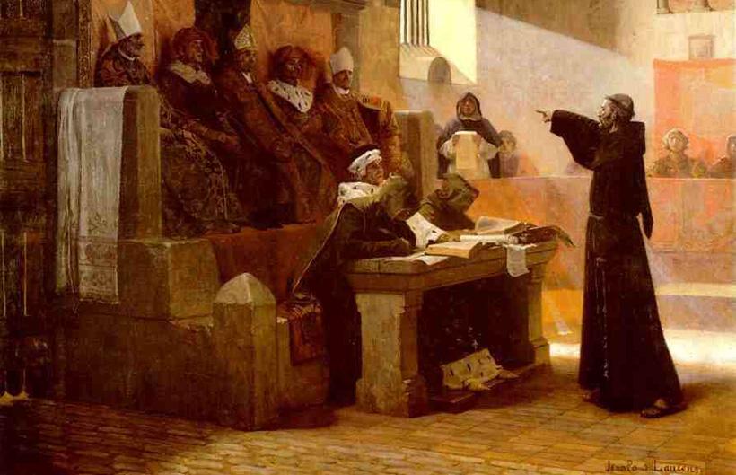 Крысиная инквизиция