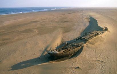 Остров Сейбл — пожиратель кораблей