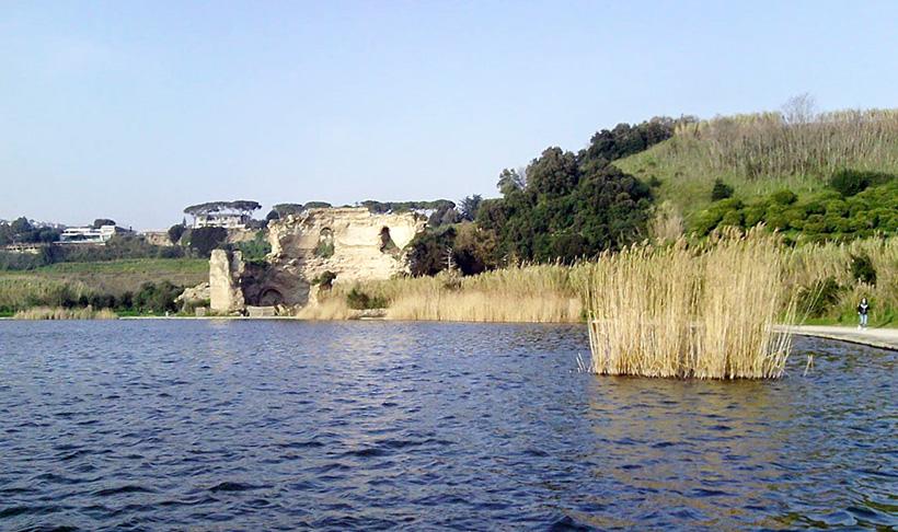 Озеро Авернус