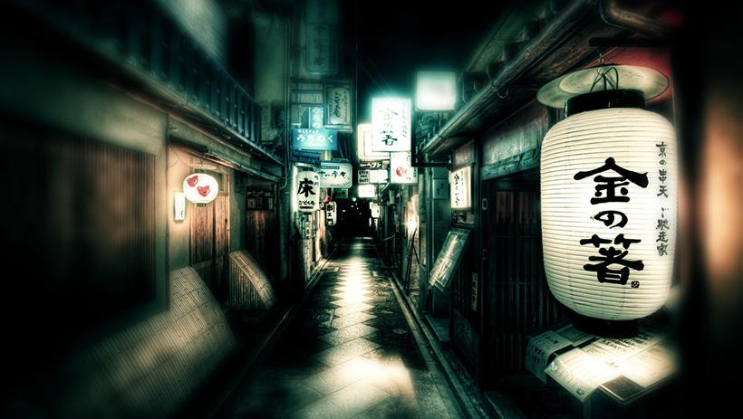 Призраки Токио