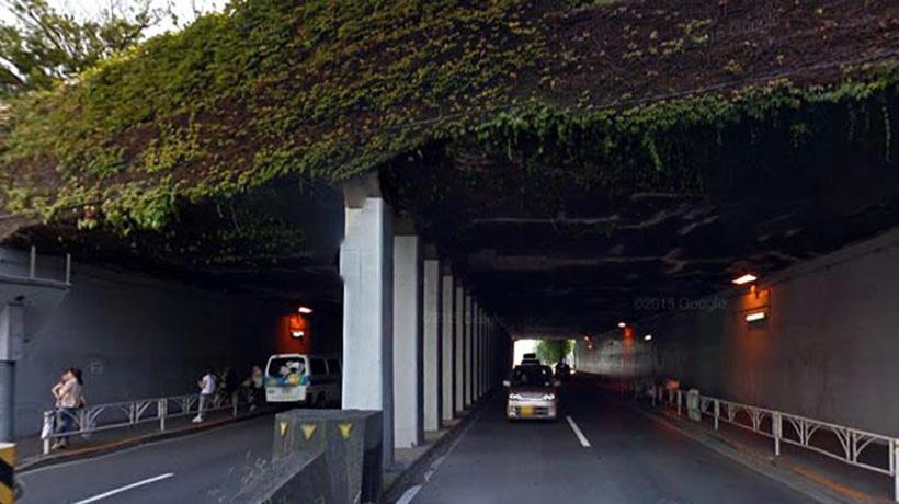Туннель Сэндагая