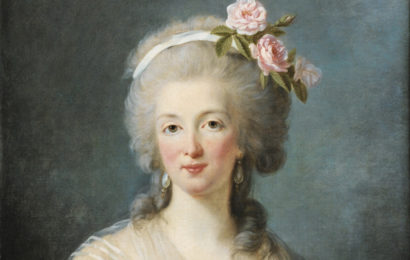 Авантюристка Жанна де Ламотт — прототип  Миледи