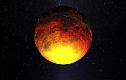 Kepler-10b — планета, окутанная «одеялом» из молний