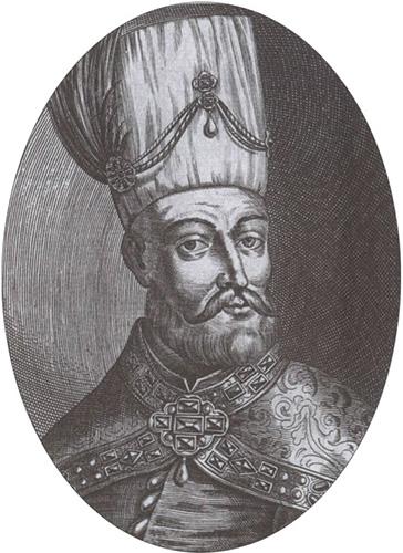 Боярин и воевода князь Иван Андреевич Хованский