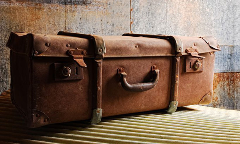 Золотой чемодан