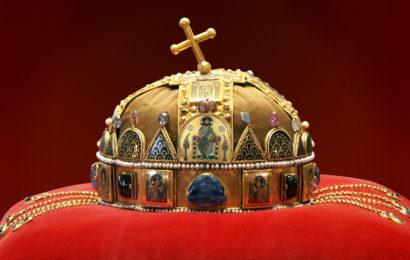 Корона Святого Стефана