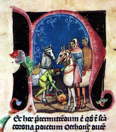 Принц Отто нашел корону Святого Стефана