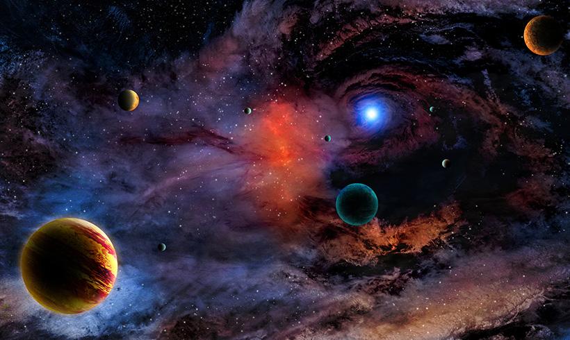 Ребусы из космоса