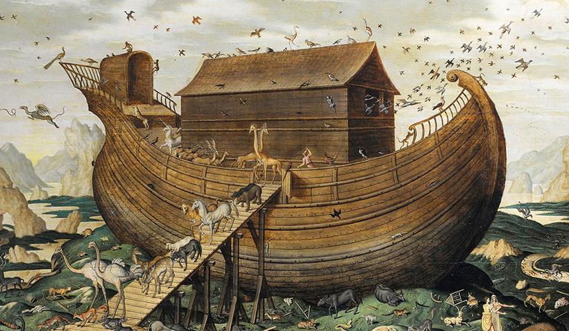 Правда и вымысел о Ноевом ковчеге