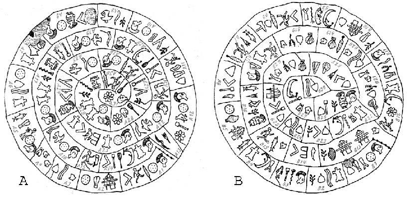 Фестский диск