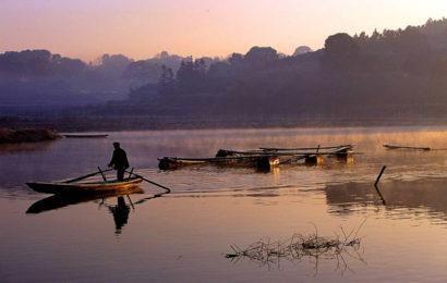 Озеро Поянху — китайский «Бермудский треугольник»